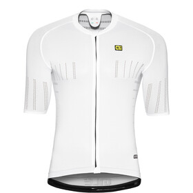 Alé Cycling R-EV1 Cooling Lyhythihainen Jersey Miehet, white